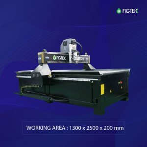 CNC Router 1325 with vacuum table and pump reason1